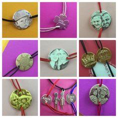 Bratari gravate argint Washer Necklace, Jewelry, Fashion, Moda, Jewlery, Jewerly, Fashion Styles, Schmuck, Jewels