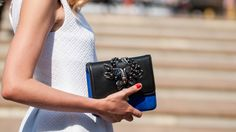 Street Style at Spring 2014 Fashion Week - NYFW Street Style Pictures