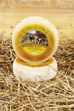 Formaggella di San Francesco Ingredienti: LATTE pastorizzato, sale, caglio, fermenti lattici