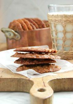 Brown Butter Pecan Cookies via Living Tastefully