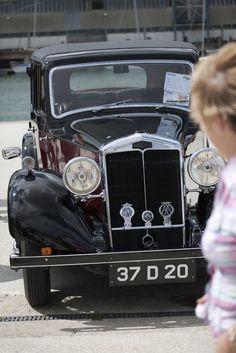 Vintage cars ~ Lanchester