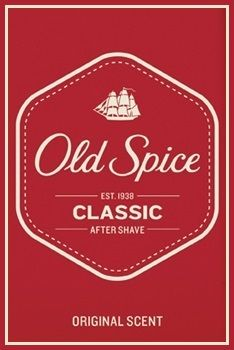 Old Spice is an American brand of male grooming products encompassing deodorants and antiperspirants, shampoos, body washes, and soaps. It is manufactured by Procter