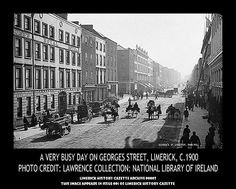 GEORGES STREET, NOW O'CONNELL STREET, 1900