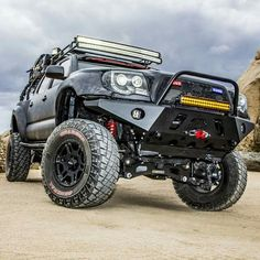 Tacoma Toyota offroad truck upgrades