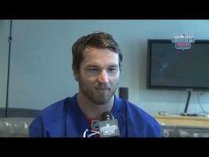 One on One with Newest Ranger Rick Nash