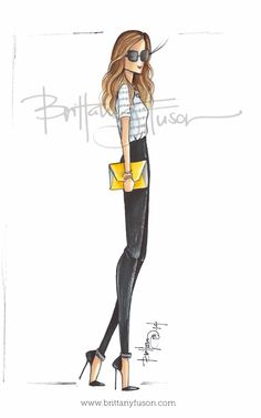 Megan of Style'd Avenue  [ brittanyfuson.blogspot.com ]