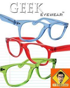 GEEK Eyewear RAD 09 Color Crystals