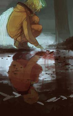 En la película de South Park, cuando Kenny es torturado en el infierno, está en…