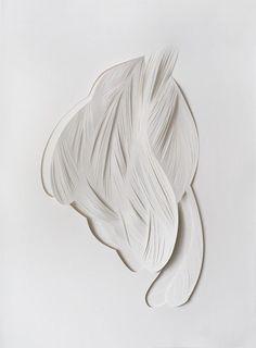 mathilde roussel | ecorce 10, 2013 (cut paper).