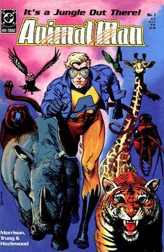 Animal Man #1.