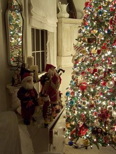 I want my tree to look like this!