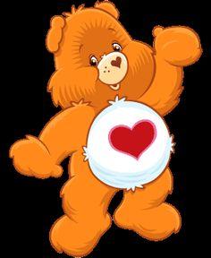 Caring -- Tenderheart Care Bear