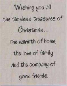 Best Ideas For Holiday Quotes Christmas Card Sentiments Holiday Quotes Christmas, Christmas Card Verses, Homemade Christmas Cards, Christmas Sayings And Quotes, Holiday Cards, Christmas Card Wording, Christmas Inspirational Quotes, Christmas Greetings For Friends, Christmas Meaning