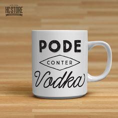 Caneca Vodka
