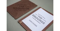 :: The Grounds coffee house Syndey Australia brand by Folke ::