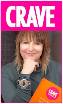 Melody Biringer owner/creator of Crave!  AMAZING women with an amazing idea! http://hersocialnetwork.com/profiles/blogs/meet-melody-biringer-the-owner-and-creator-of-crave