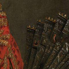 Portret van een jonge vrouw, Giambattista Moroni, 1560 - 1578 - Rijksmuseum