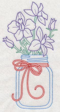 Embroidery Library Monograms underneath Embroidery Designs Birds -- Embroidery Floss Ireland for Embroidery Designs Kurti Learn Embroidery, Crewel Embroidery, Vintage Embroidery, Cross Stitch Embroidery, Embroidery Ideas, Embroidery Thread, Embroidery Transfers, Machine Embroidery Patterns, Learning To Embroider