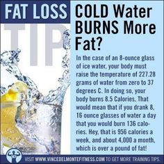 Drink Water To Lose Weight ✽¸.•♥♥•.¸✽ Follow me & join my great healthy living group at www.facebook.com/yourhealthylife.natashak or follow me at www.facebook.com/natashakrystolovich for more awesome posts!! Have a FABULOUS day!!