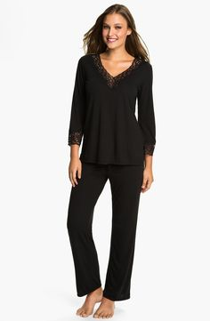 0d56f733f7a9 cashmere pajamas...these would keep me warm on my visits to the ...