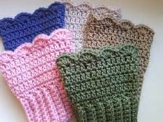 Free Boot Cuff Crochet Patterns to Print - Bing Images