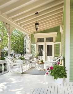 BRIGHT + AIRY REHAB FOR A ONCE-GLOOMY VICTORIANRestoring inner beauty to an 1887 Newport, Rhode Island Victorian-era house Full details, photographs, floor plans and more at the This Old House...