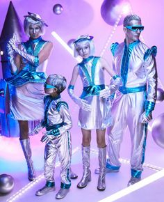 Shop Chasing Fireflies for our Light-Up Space Suit Costume for Men. Browse our online catalog for the best in unique children's costumes, clothing and more. Space Party Costumes, Space Suit Costume, Outer Space Costume, Space Theme Costume, Witch Costumes, Boy Costumes, Costumes For Women, Cool Costumes For Boys, Matching Family Halloween Costumes