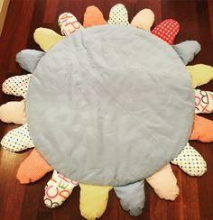 Bebek oyun alanı Bebek oyun minderi Çocuk oyun minderi 120 cm çapında 120 tl.