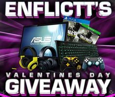 Follow and subscribe to the sponsor's Youtube channel for the highest chance of winning a $500.00 ASUS gaming package.    - 1x GAMING MONITOR     - 1x SCUF GAMING CONTROLLER (PS/XBOX)     - 1x RAZER MECHANICAL KEYBOARD     - 1x RAZER KRAKIN HEADSET...