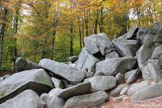 lebe-deinen-Traum: Ein Tag am Felsenmeer oder wo die Riesen im Odenwald die Felsen werfen ....