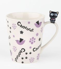 #Chococat keeps you company at coffee time