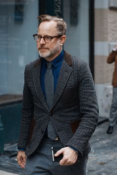 http://chicerman.com billy-george: Bruce Pask Photo via Men in this Town #streetstyleformen