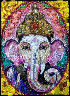 Ganesh by Jane Perkins