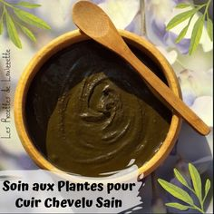 Soin aux Plantes pour Cuir Chevelu Sain Peanut Butter, Pudding, Desserts, Food, Healthy Scalp, Homemade, Plants, Recipes, Tailgate Desserts