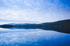 Reflection, a landscape photo from Koli, Finland. Landscape Photos, Landscape Photography, Nature Photography, Finland, Trek, Reflection, Fine Art Prints, Around The Worlds, Adventure