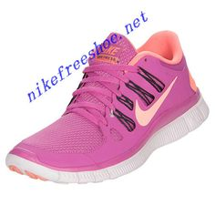 super popular aef99 a2fbb Nike Free 5.0 Womens Club Pink Anthracite Light Violet 580591 660 Discount Nike  Shoes, Nike