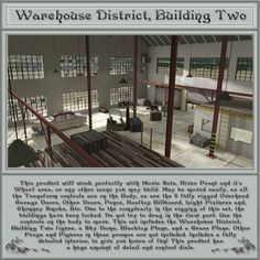 Warehouse District, Building 02