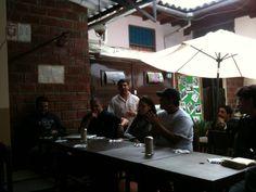 @oxaesmas: se presenta @JorgeCarrin1 ...