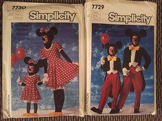 costume Minnie simplicity - Recherche Google