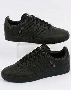 485d40b0b Adidas 350 Trainers Black Calzado Deportivo