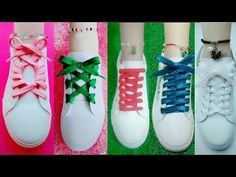 dc5f10995d8 How To Tie Your Shoes 👟10 Coolest Ways To Tie Shoelaces 📌 TIK TOK DAILY -  YouTube