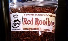 Premium Organic Fair Trade Red Rooibos Tea by LeesTeas, $5.00 #certifiedorganic #fairtrade