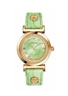 VERSACE | Green Vanity | Watches | Women | Shop at us.versace.com - official Versace online shop
