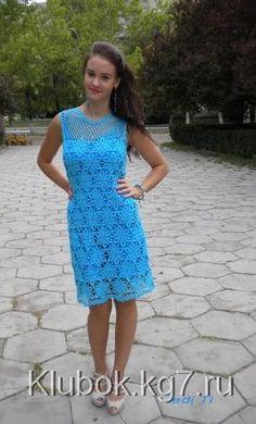 Vestido a ganchillo http://klu.kg7.info/2/42/4629/