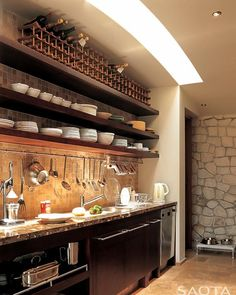 Yet Another Summerinspired Kitchen Using Natural Garden Beauteous South African Kitchen Designs Inspiration Design