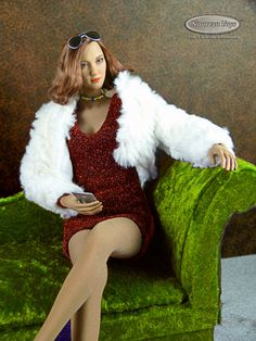 Visit our www.nouveautoys.com to custom an realistic doll figure such as this for your own Pop Toys, Realistic Dolls, Photos Of Women, Contemporary Fashion, Fashion Wear, Female Bodies, Sculpting, Action Figures, Scale