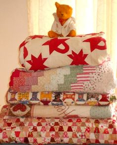 Supergoof Quilts: QUILTS, what should you do with it?