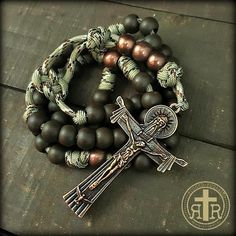 Your Trusted Source for Catholic Gear since 2012 Holy Rosary, Rosary Catholic, Rosary Beads, Prayer Beads, Religious Jewelry, Religious Art, Paracord Rosary, Beaded Jewelry, Handmade Jewelry