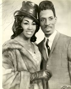 Ike & Tina Turner Even though he discovered her and brought her to the lime right , his cruelty shutters me. Why man/woman has to do this to another, ???