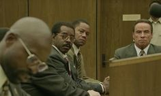 American Crime Story: The People v OJ Simpson.